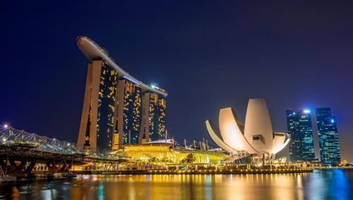 """新加坡积极评价""""一带一路"""" 称这对世界各国发展都是有利的"""