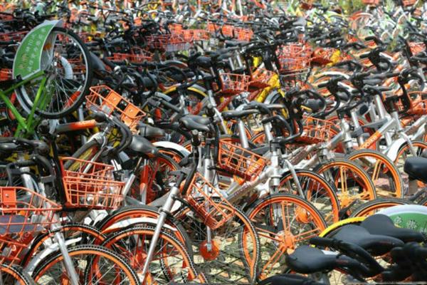 合肥暂扣共享单车万辆 已经失去了共享出行的意义