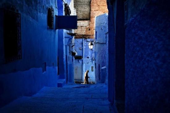 《THEBLUES》,摩洛哥西北部