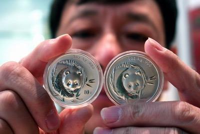 熊猫金银币该如何收藏?