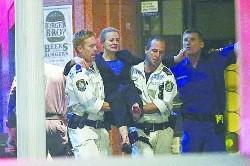 荷兰疑似人质劫持 事发地是广播电台3FM的办公大楼