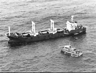 """中国船载濒危鲨鱼南美被扣 船员被当地法院""""预防性拘留"""""""