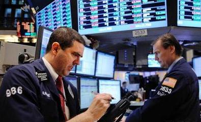 纽约股市17日大跌 三大股指跌幅均超1%