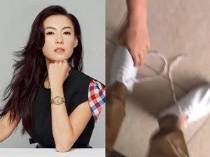 张柏芝买最贵鞋子 向家里3名菲佣炫耀价格35块喔!