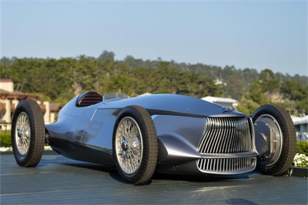 英菲尼迪全新Prototype 9概念车正式公开亮相