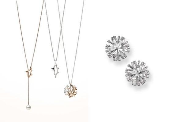 展现海洋生命魅力 御木本推出全新Coral系列珠宝