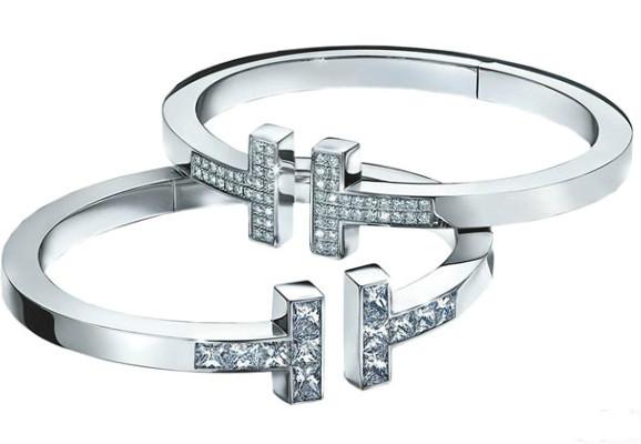 呈现惊世美丽 蒂芙尼推出全新T系列珠宝配饰