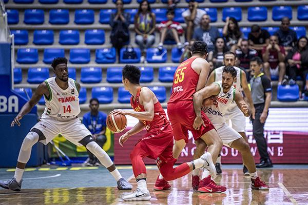 中国男篮获亚洲杯第五 开了眼界对亚洲的最高水平有所了解