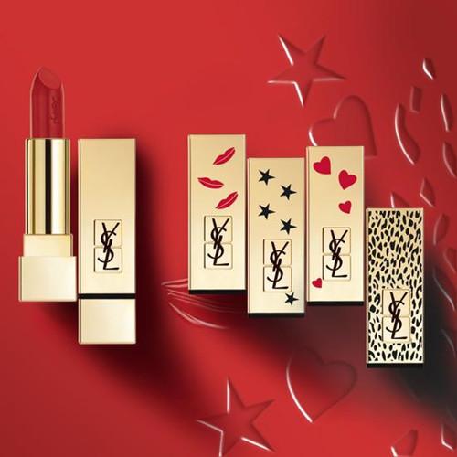 圣罗兰推出两款全新七夕限定唇膏礼盒