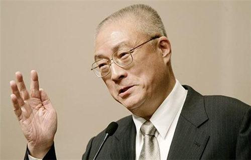 """吴敦义就职国民党主席 表示坚决反对""""台独"""""""