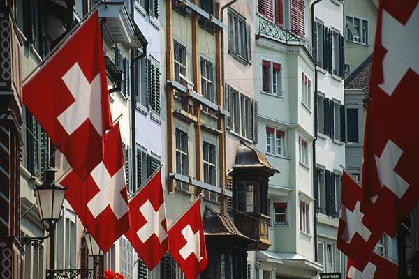 """外汇储备长成""""巨无霸"""" 瑞士央行无奈推迟缩表"""