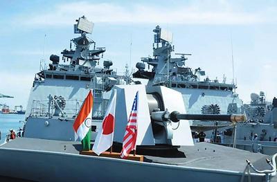 中印对峙最新消息:中印边境对峙紧张时刻 安倍访印意欲何为?