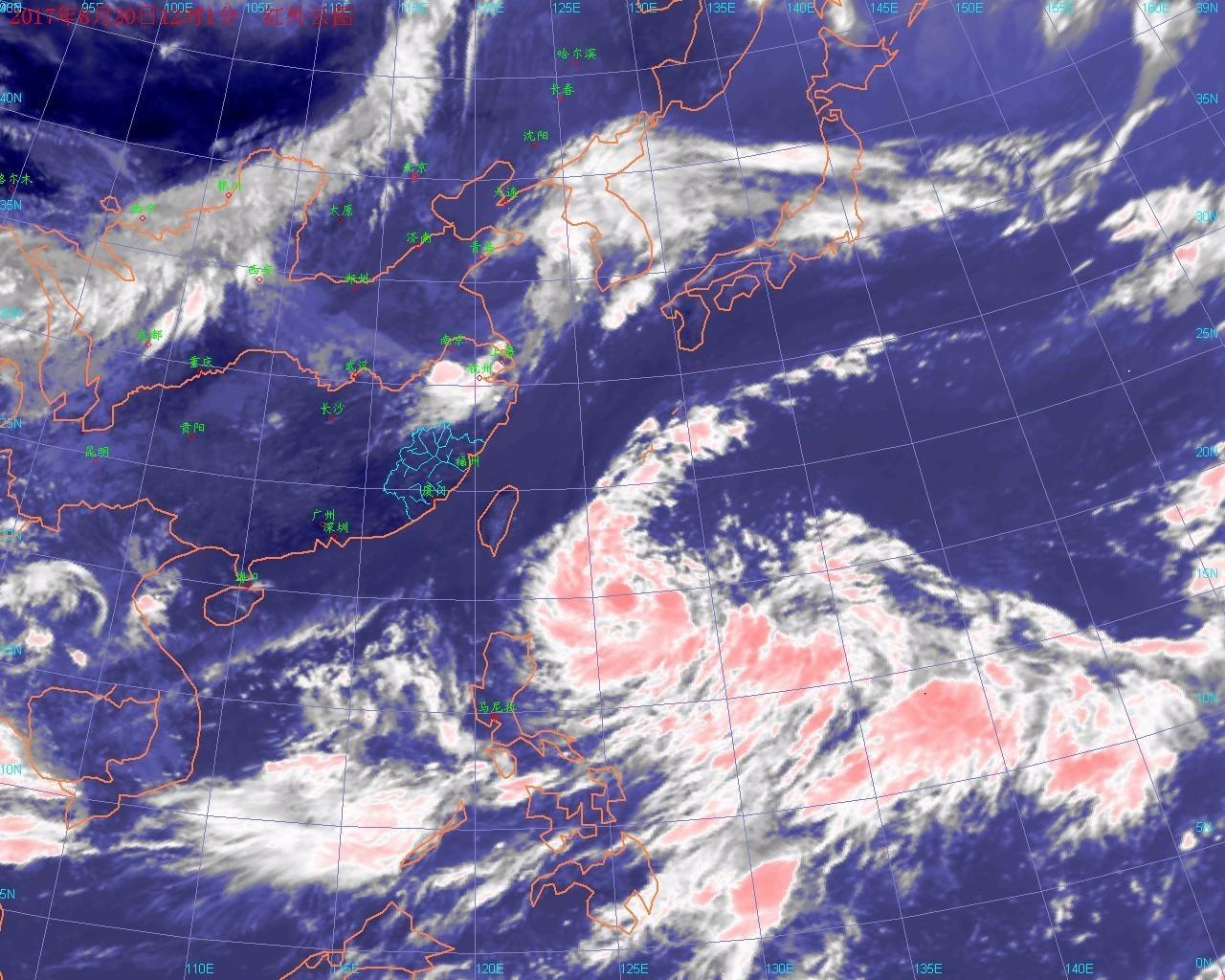 台风最新消息2017年:台风天鸽明天将登广东沿海