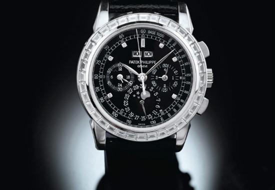 百达翡丽推出全新超级复杂功能计时系列腕表