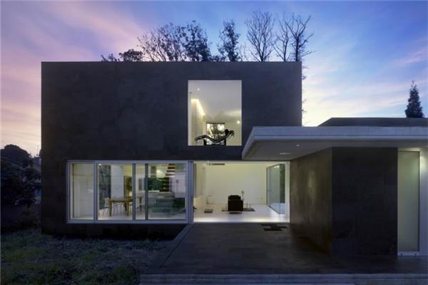 EINS豪宅:让屋主随时与大自然相伴