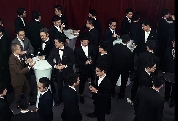 """Blancpain携手品牌大使发布年度主题""""速朽时代的刻度人"""""""