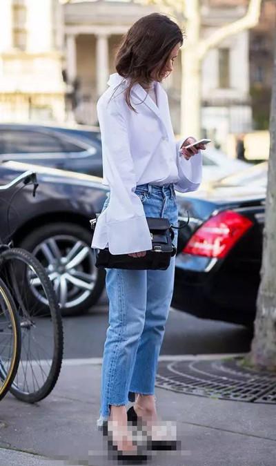 欧美穿衣搭配技巧示范 三款单品百搭耐穿又chic