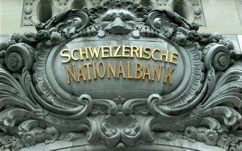 瑞士央行结束噤声!等待QE撤离信号