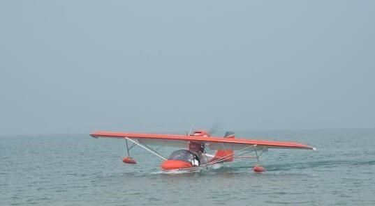 """""""海王/Searey""""水陆两栖私人飞机首次验证飞行成功"""