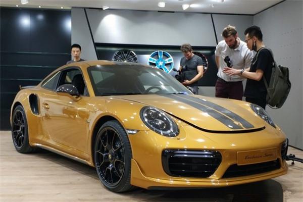 保时捷911特别版车型将于成都车展亮相 全球限量500台