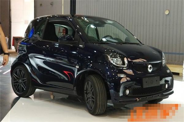 奔驰smart魅蓝特别版车型将于成都车展正式上市