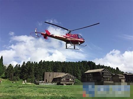 发展私人直升机低空旅游 价格与体验才是最大症结