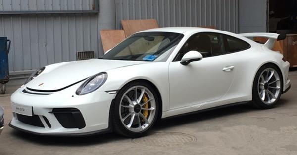 保时捷新款911 GT3车型将于成都车展亮相
