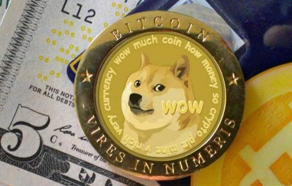 """4、狗狗币——Dogecoin,有人称作""""狗狗币/狗币"""",诞生于2013年12月8日,基于Scrypt算法,是国际上用户数仅次于比特币的第二大虚拟货币 。"""