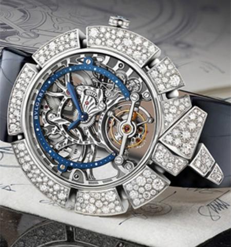 灵蛇舞动 宝格丽推出四款全新Serpenti Incantati腕表