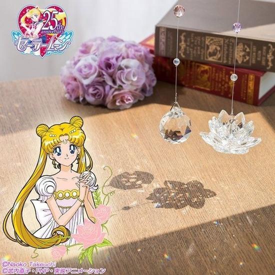"""美少女战士周边""""幻之银水晶""""挂饰12月发售 网友:有点廉价"""
