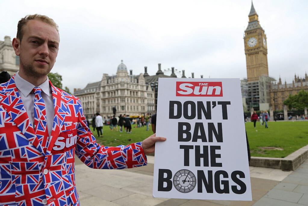 英国斥资2.7亿修大本钟