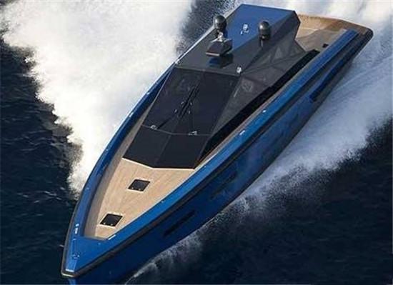 沃利118 Wallypower:震惊了全世界超级游艇