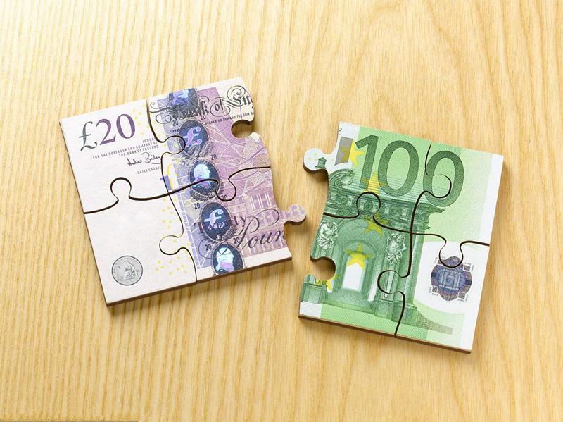 英国二季度GDP数据乐观 英镑兑欧元有所回升