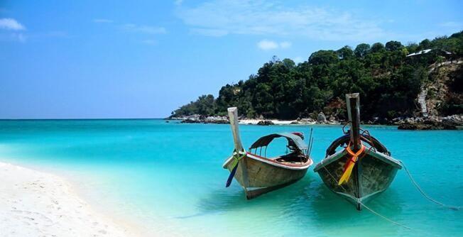 国外那些风景超美冷门海岛走起来