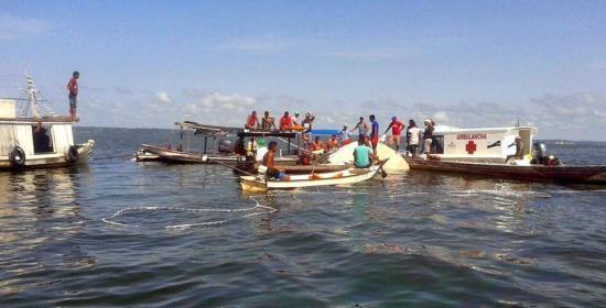 巴西接连发生两起沉船事故致39人死亡 目前事故原因正在调查中