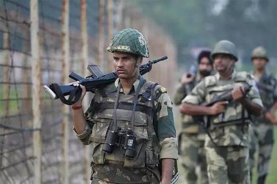 中印对峙最新消息:中印班公湖冲突后 印度将在张拉山口附近举行军演