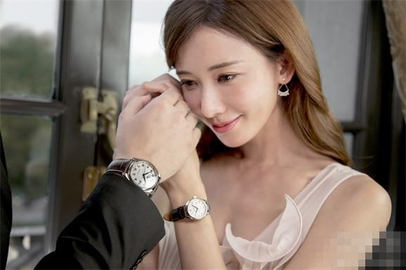 浪琴表发布全新七夕腕表大片 携手林志玲倾诉理想爱情