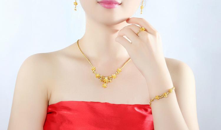 为什么黄金首饰不宜长期佩戴?