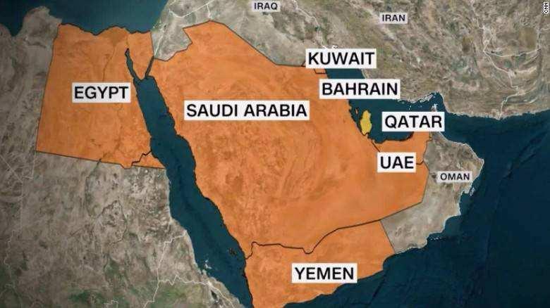 卡塔尔外交传递强音:决不屈从强权!