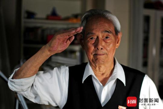 105岁老兵离世 李仕安曾飞越驼峰航线带队搜救遇险飞虎队员