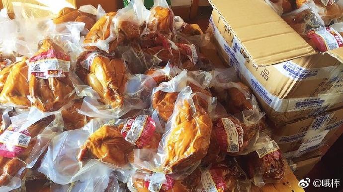 女大学生送520只鸡求爱主播 主播:我家被鸡攻占了?