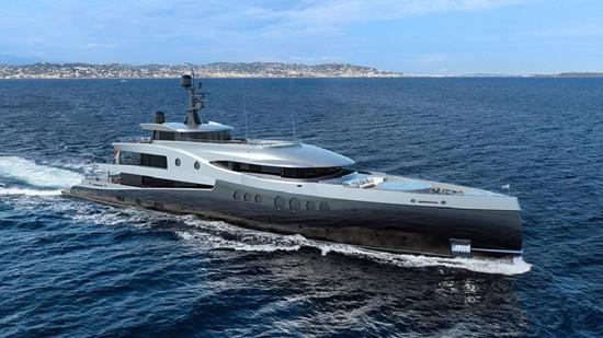 Amels推出全新限量版206游艇 预计将于明年完工