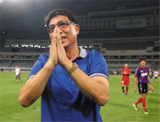 徐根宝怒揭中国足球内幕 现在国足水平不如十年前!