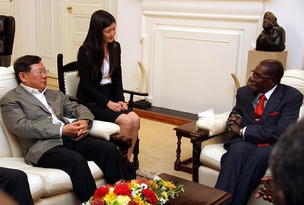 富力地产被曝有意投资非洲 目前已经达成了初步合作意向