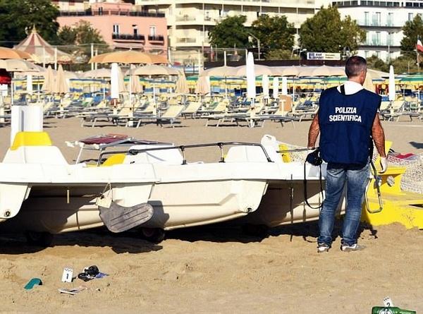 波兰女子意大利海滩遭4男子轮奸 目前尚未确认犯罪嫌疑人
