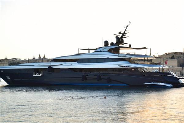 Mondomarine推出全新60米Sarastar超级游艇