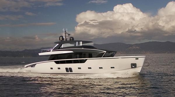 圣劳伦佐最新系列首艘SX88游艇将于全球首发