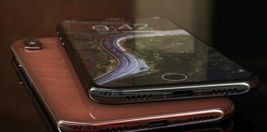 iphone8造型大曝光 腮红金更兼顾时尚与个性