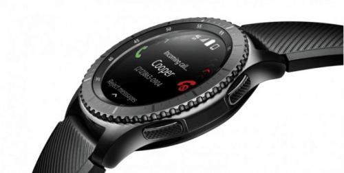 三星Gear Sport手表曝光 限制苹果Apple Watch的独立生存和发展