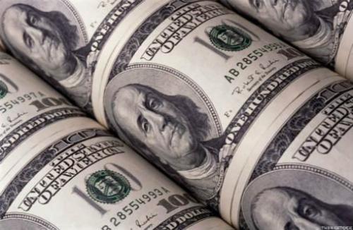 靓丽数据助美元反弹 非美货币纷纷下挫!